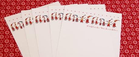 Türchen 14 Ein Weihnachtsbrief Von Herzen Für Deine Ganz
