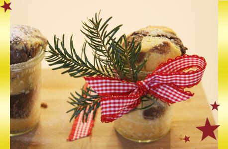Weihnachtlicher Kuchen Im Glas Das Gelingsichere Rezept
