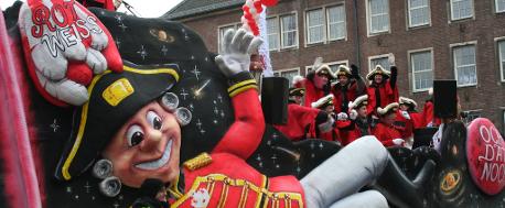 Flirten karneval düsseldorf