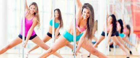 Der Fitnesstrend Poledance wird mittlerweile in vielen deutschen Städten angeboten