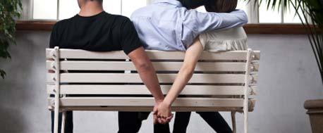 Freiraum in der Beziehung