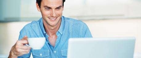 Online-Dating mit einer sicheren Partnervermittlung