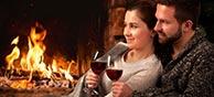 Besonders im Winter kann ein Date so romantisch werden wie nie
