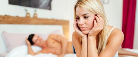 Wenn der Sex nicht gut war, wirds villeicht beim nächsten Mal besser
