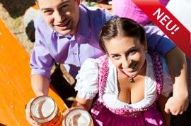 Partnersuche auf dem Oktoberfest mit LOVEPOINT.de