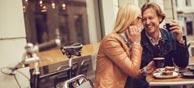 Smalltalk beim Date: Mit diesen 5 Schritten werden Sie zum Profi